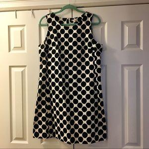 Gap Polka Dot Dress